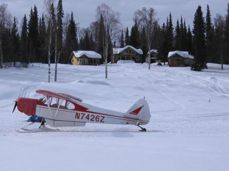 Bear Mountain Air 1