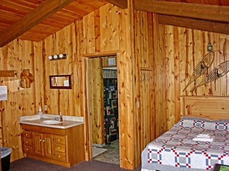 Deluxe Private Cabins