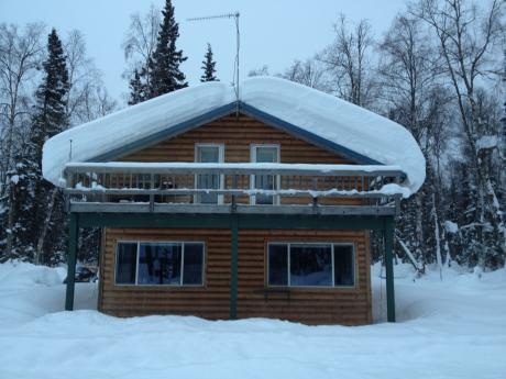 Main Lodge Winter