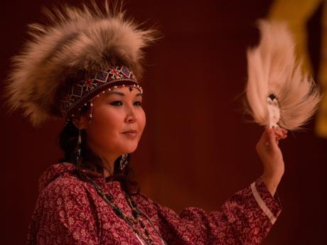 Alaska Native Dancinb