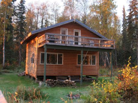 Main Lodge Summer