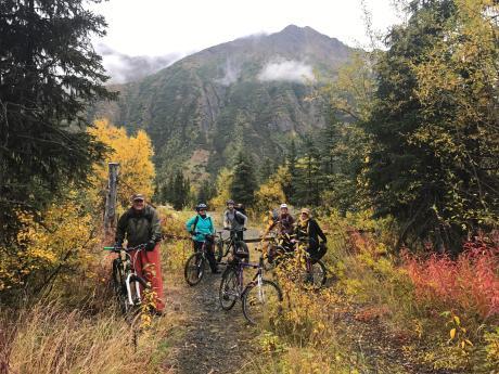 Biking In The Fall!