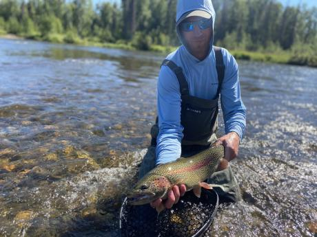Susitna Valley Rainbow Trout