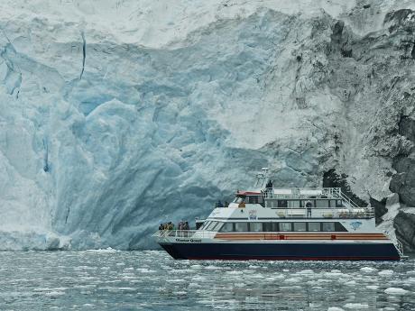 M/V Glacier Quest