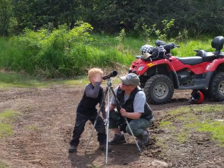 Scoping for Bears!