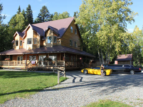 Susitna River Lodge 1