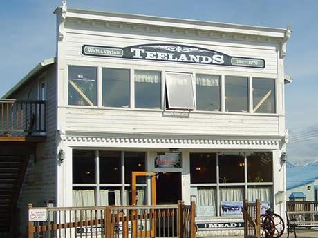 Teelands