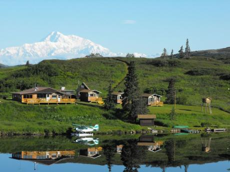 The Lodge and Denali