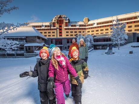 Alyeska Resort Winter