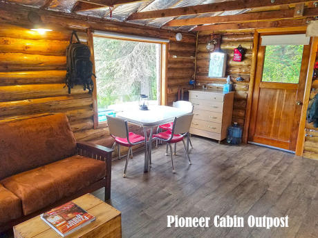 Pioneer Cabin Outpost Glamping