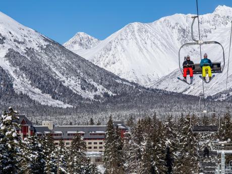 Alyeska Resort Ski