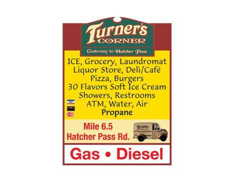 Turners corner