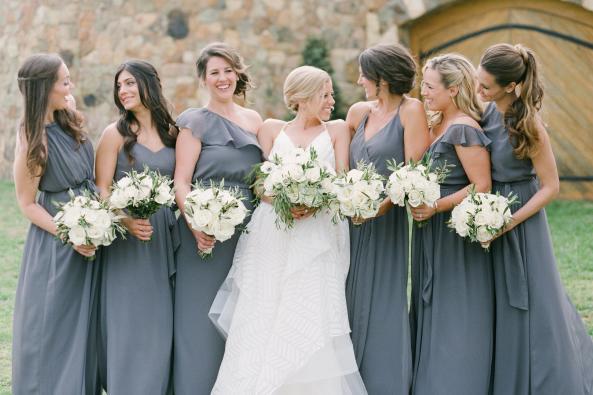 Bridal Party-Wedding