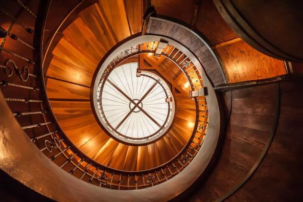 Award-Winning Staircase