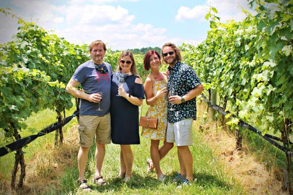 Breathe in the Fresh Air of Virginia Wine Country