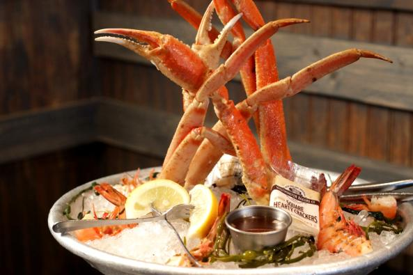 Ford's Seafood Tower