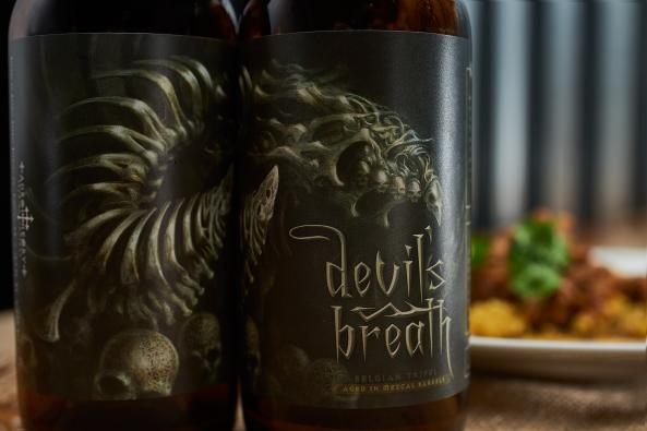 Devil's Breath - Belgian Tripel