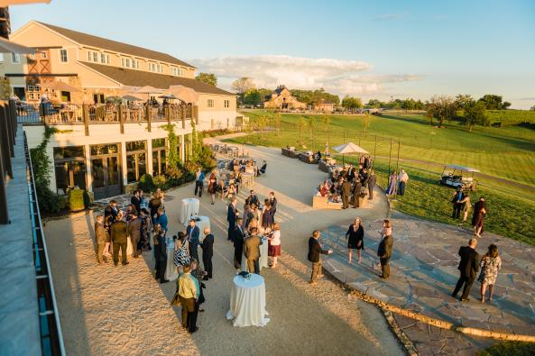 Terrace- Wedding