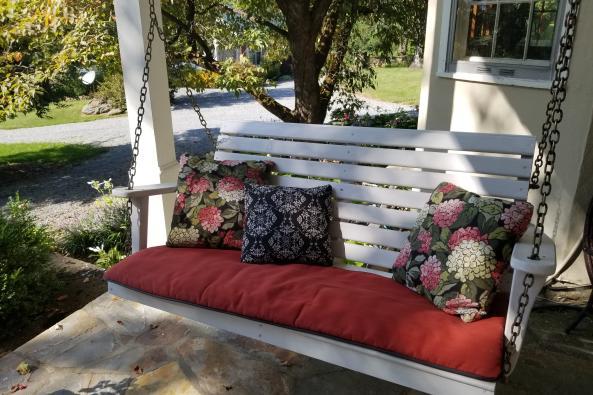 Airwell porch