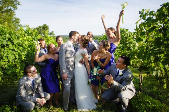 Fun in the Vines