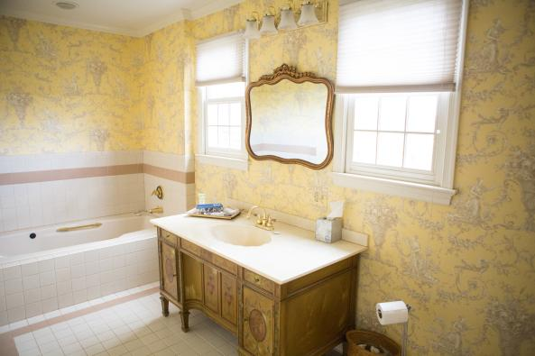 cottage Master Bath
