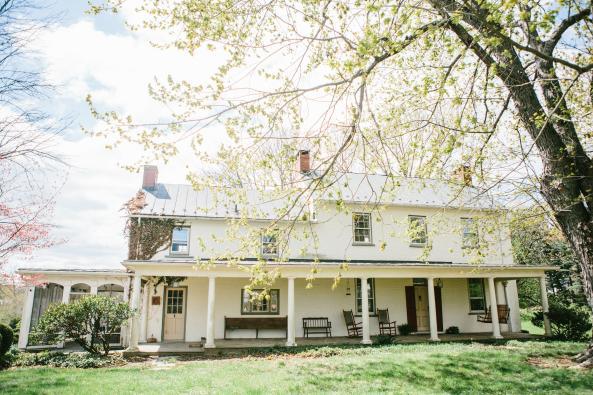 Sylvanside Farm Manor House