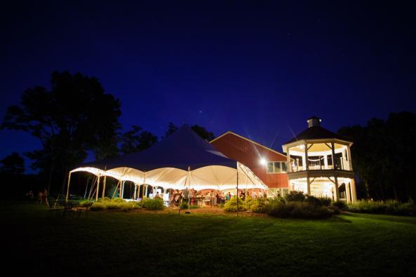 Cana Vineyards at Night