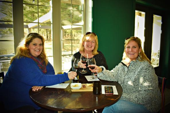 Enjoy Amazing Wine with Incredible Friends
