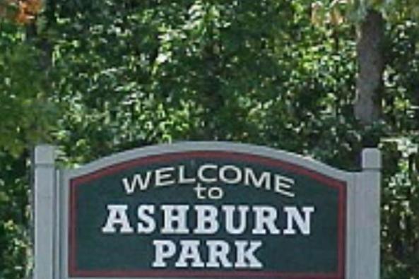 Ashburn Park Logo