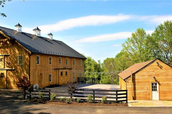 The Oak Barn at Loyalty