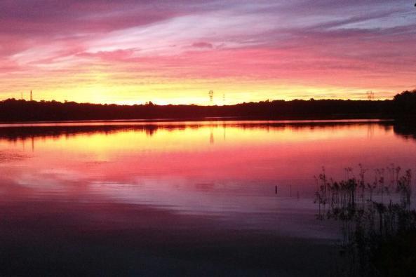 Beaverdam Reservoir Image 2