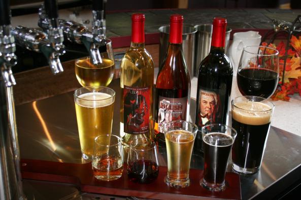 Beer | Wine | Cider