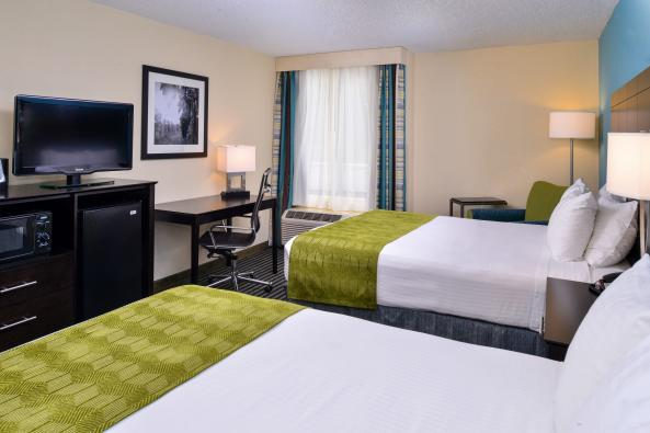 Best Western Leesburg - 2 Queen Beds