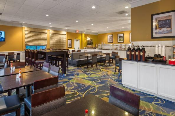 Best Western Leesburg - Breakfast Room