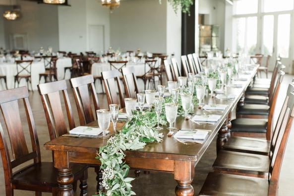 Head Table-Wedding