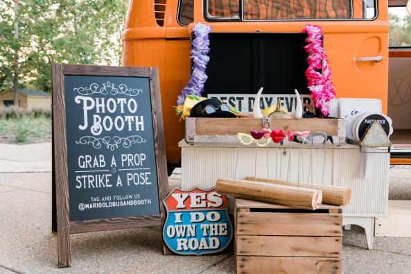 Photo Bus props