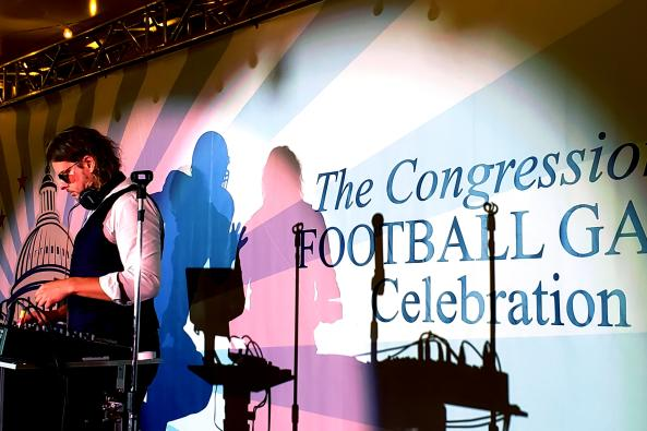 DJ Riverside - Congressional Football Gala