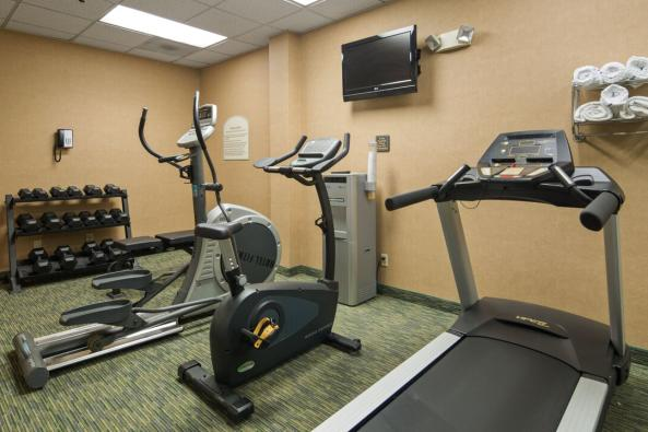 Best Western Leesburg - Fitness Room