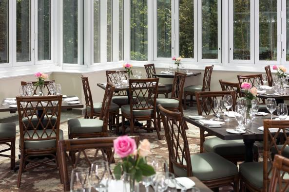 Goodstone Conservatory Dining Room