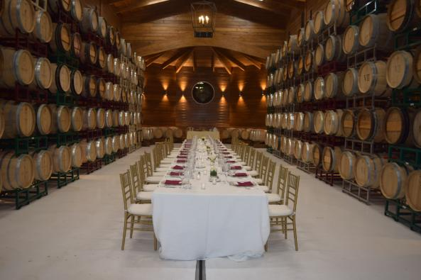 The Barrel Room @ Greenhill Winery