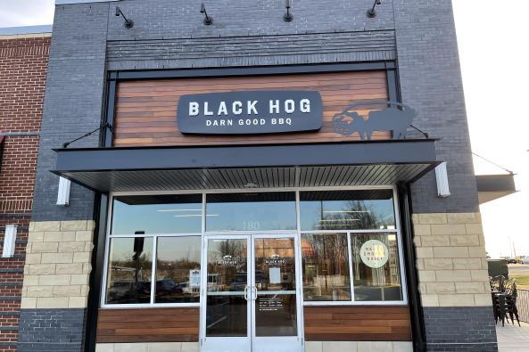 Black Hog Exterior