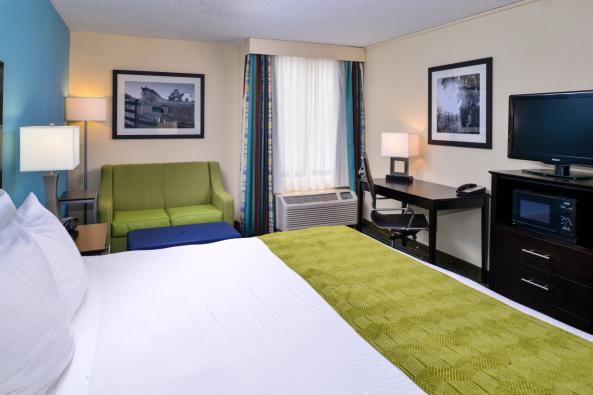 Best Western Leesburg - King Room