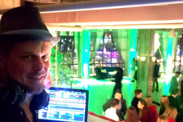 DJ Riverside at La Vie, Wharf DC