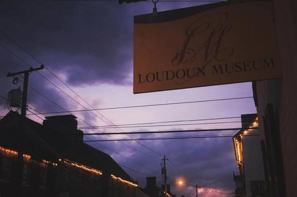 Loudoun Musuem logo