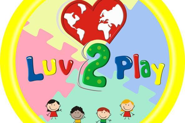 luv2 Play Logo