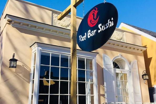Red Bar Sushi Logo