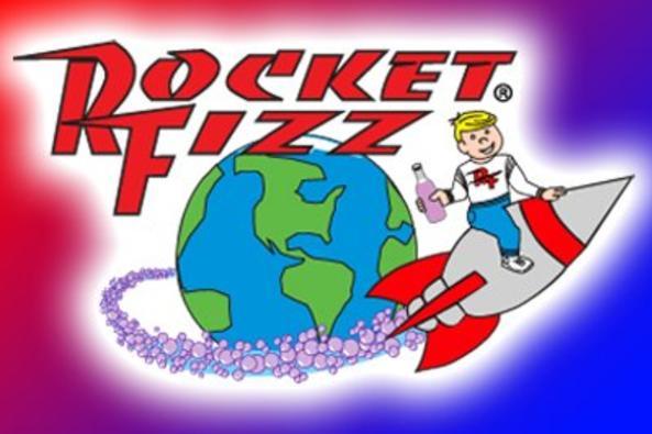 Rocket Fizz Logo