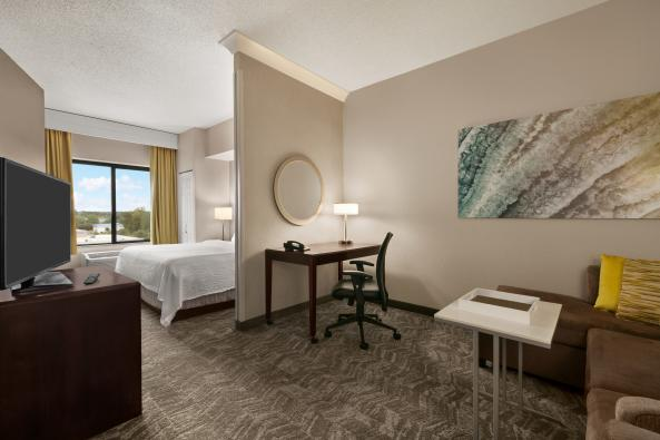 King Guestroom Suite