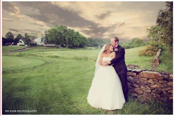 Stone Leigh Wedding