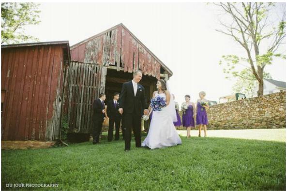 Stoneleigh Wedding